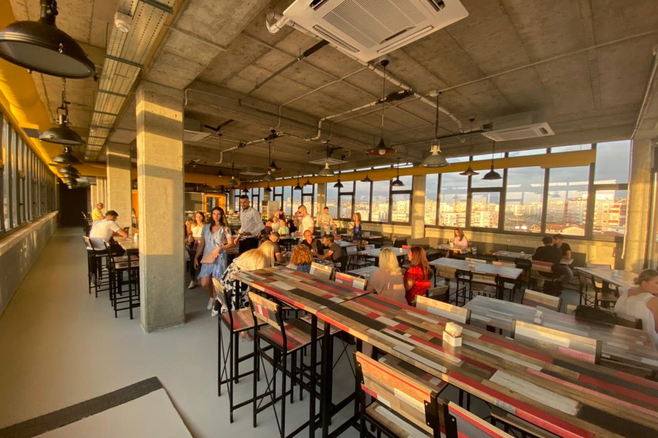 ETNO Bar & Restaurant